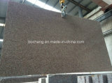 G687 Peach Red Granite for Tile Slab Countertop