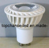 Emcob-Ls02 GU10, E27 Base Dimmable LED COB Spotlight for General Lighting