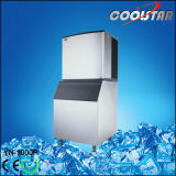 Square Cubic Type Ice Cube Maker with 1000pound/Day Capacity