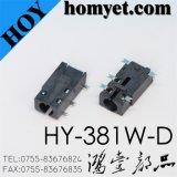 3.5 Mm Phone Socket/Phone Jack (Hy-381W-d)