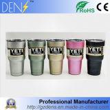 Crack Paint Stainless Steel Vacuum Cup 30oz Yeti Mug