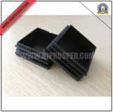 PE Black Square Caps for Furniture Application (YZF-C113)