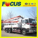 52m Mobile Concrete Pump Truck with Boom