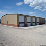 Steel Structural Building for Industrial Workshop/Warehouse/Office (KXD-PCH7)