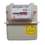 Explosion Proof LPG Industrial Steel Case Diaphragm Gas Meter G6