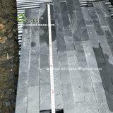 Black Slate Ledgestone for Wall Panel Tiles, Facade Decorating