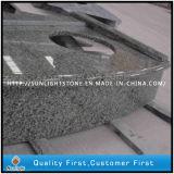 China Dark Grey Granite Vanity Top/Countertop