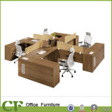 Combination System Furniture Office Workstation with Cabinet