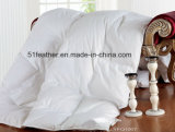 White Goose Down Quilts/Duvet for Home Bedding, Hotel