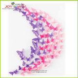 Paper Butterly for Home Party Decoration with DOT Sticker