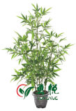 125cm 10 Branches Artificial Mini Bamboo Plant