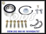 Amount of Auto Wheel Bearing Kits (202 980 00 16) for Mercedes-Benz