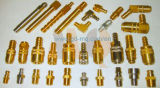 Manufacture of Brass Threaded Connector & Brass Connector (MQ2098)