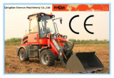 Hydrostatic System China Machine Er08 Compact Front End Loader