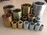 Carbon Ferrule Fitting with Logo Upon Customers' Requirement (00210)