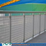 ASTM DIN Steel Guardrails Security Fences