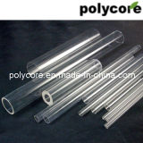 Polycarbonate Tube - Assembly Parts Of Refrigeration Display Showcase