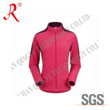 High Quality Tech Fleece&Soft Shell Women′s Jacket (QF-425)