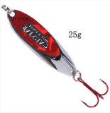 Metal Spoon 25g Fishing Lure Fishing Spool