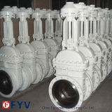 API Stainless Steel/Carbon Steel (Z41H) Flanged Ends Gate Valve