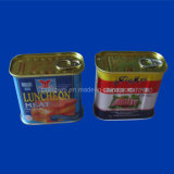 Easy Open End Rectangular Tin Can Jw-Rtc11