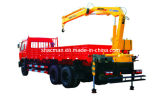 4 Tons Knuckle-Boomed Crane Truck