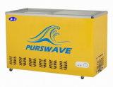 Purswave Sc/SD-218 218L Solar Chest Freezer 12V24V48V Compressor Battery Refrigerator