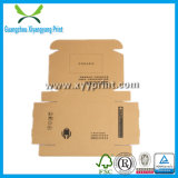 Custom Corrugated Paper Packaging Box with Customized Printing