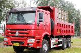 China Supplier HOWO 6X4 Tipper/Dump Truck