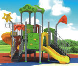 2015 Hot Selling Outdoor Playground Slide with GS and TUV Certificate (QQ14027-1)