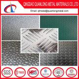 1060 1100 3003 Aluminum Embossed Checker Plate Price