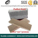 Automatic Ikea Style Corrugated Pallet Leg Machine
