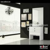 2016 Welbom White Gloss Bathroom Vanity