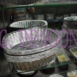 Disposable Aluminum Foil Cake Pans (AFC-009)