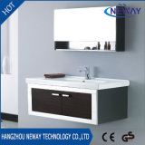 Stainless Steel Bathroom Vanity Cabinet with Mirror Cabinet