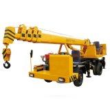 China Cheaper Factory Price Mobile Crane 2 Ton