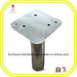 Furniture Replacement Parts Chrome Metal Legs Feet for Sofa Cabinet