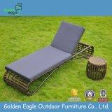 New Design Outdoor Rattan Furniture Sunbed