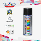High Heat Resistant Spray Paint Silver Color Endure 400 Centigrade