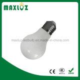 E27 Glass 360degree LED Bulb Light with AC100-265V 8W