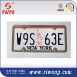 Metal License Plates, Metal License Plate Frame