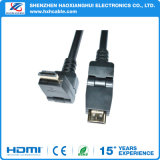 180° Rotating HDMI to HDMI Cable