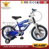 Spring Blue Child Bike/Bicycle/Kids Cycle for Wholesale