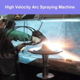 Hardware Arc Spray Coating Machine Thermal Spraying Plating Equipment for Small Project / Metal Repairing Model Sx-500