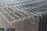 Galvanized Double Wire Welded Mesh Fence