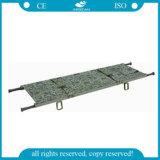 AG-2D Aluminum Alloy Foldaway Stretcher
