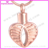 Necklaces That Hold Ashes Hollowed Heart Pendant Ijd9694