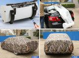 Automatic Electric Control Waterproof Rain Sun UV Proof Sedan SUV Car Cover