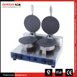 Double Head Stainless Steel Industrial Cone Baker Machine Price