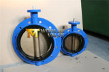 28 Inch Worm Gear Actuator Al-Bronze Single Flange Butterfly Valve